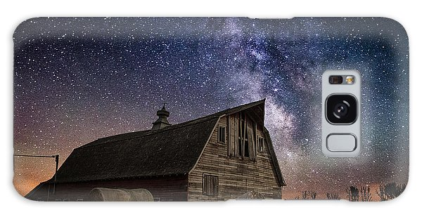 Barn Iv Galaxy Case by Aaron J Groen
