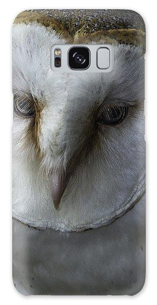 Barn Owl 2014-001 Galaxy Case