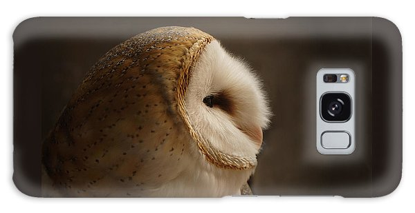 Owl Galaxy Case - Barn Owl 3 by Ernie Echols