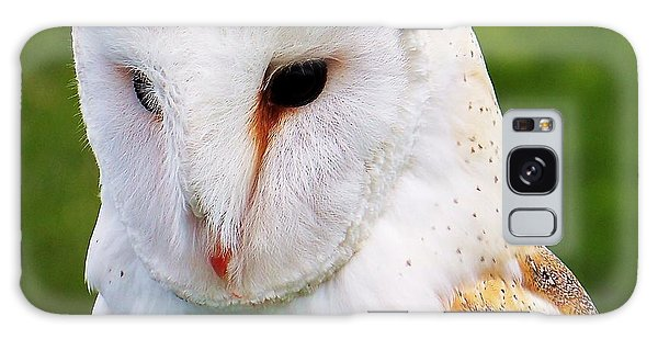 Barn Owl... Galaxy Case by Al Fritz