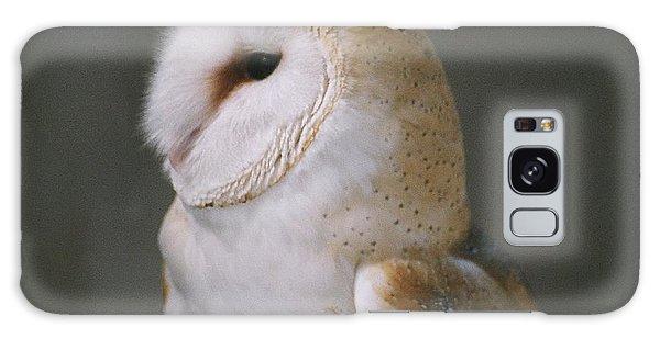 Barn Owl Galaxy Case by David Porteus