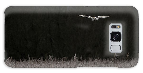 Barn Owl The Silent Hunter Galaxy Case