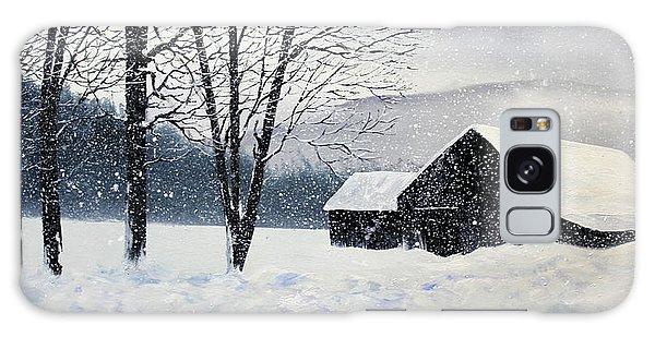 Barn Storm Galaxy Case by Ken Ahlering