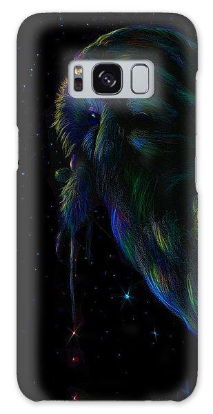 Feather Stars Galaxy Case - Barn Watch  by Yusniel Santos