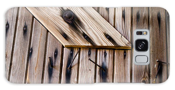 Barn Wood Galaxy Case by Off The Beaten Path Photography - Andrew Alexander