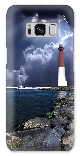Barnegat Inlet Lighthouse Nj Galaxy Case