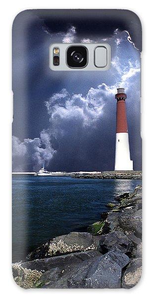 Barnegat Inlet Lighthouse Nj Galaxy Case