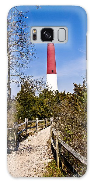 Barnegat Lighthouse II Galaxy Case