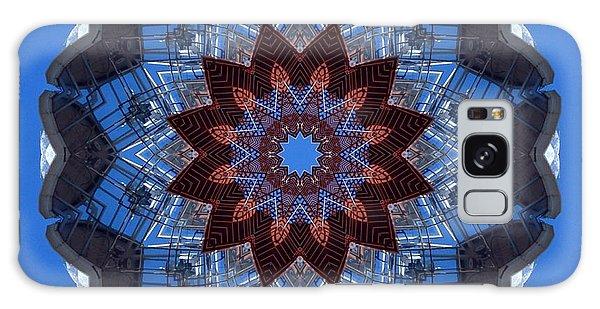 Barnegat Lighthouse Mandala Galaxy Case