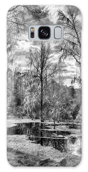Galaxy Case featuring the photograph Barr Hammock Preserve  by Howard Salmon