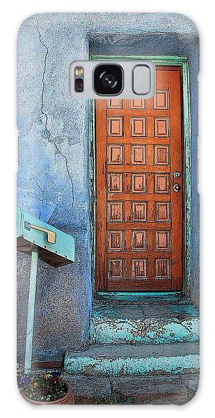 Barrio Door Galaxy Case