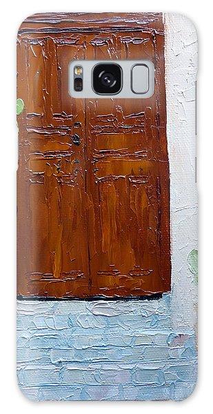 Barrio Doorway Galaxy Case