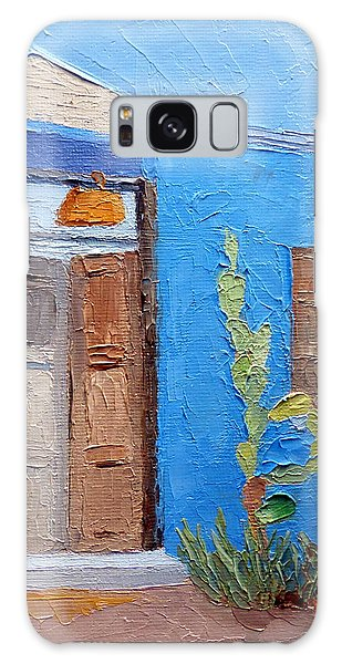 Barrio Gateway Galaxy Case by Susan Woodward
