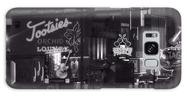 Bars On Broadway Nashville Galaxy Case