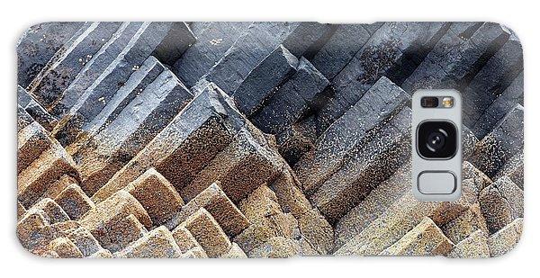 Basalt Galaxy Case - Basalt Columns by Alex Hyde