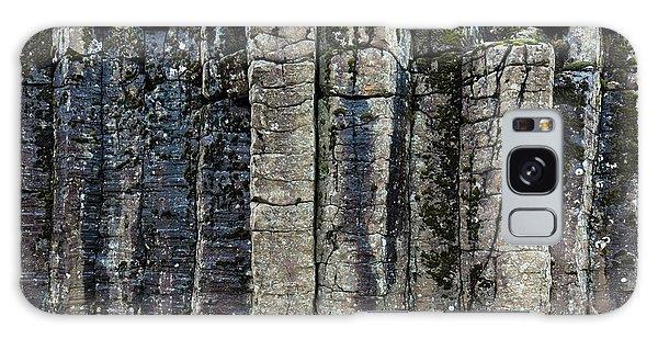 Basalt Galaxy Case - Basalt Columns by Dr Juerg Alean