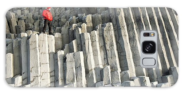 Basalt Galaxy Case - Basalt Columns by Jeremy Walker