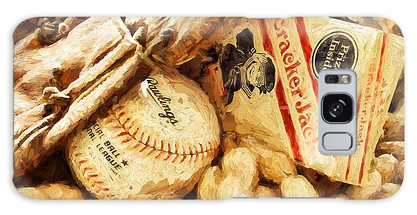 Baseball Fundamentals Galaxy Case