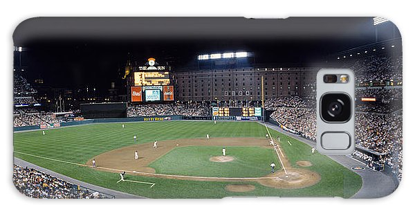 Baseball Game Camden Yards Baltimore Md Galaxy Case