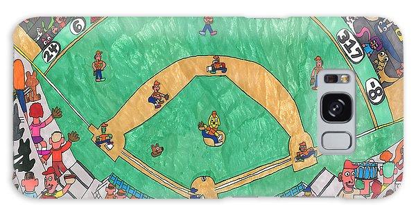 Baseball Galaxy Case