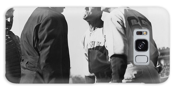 Baseball Umpire Dispute Galaxy Case by Underwood Archives