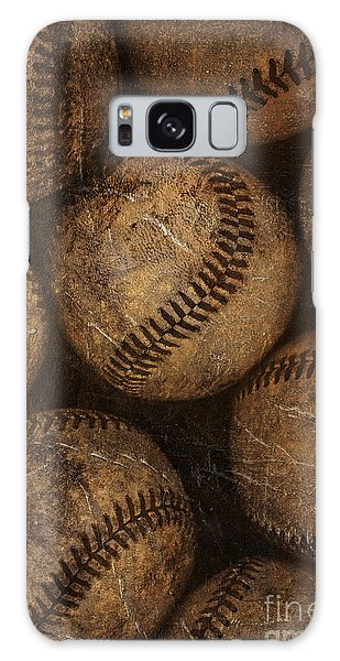 Baseball Galaxy Case - Baseballs by Diane Diederich