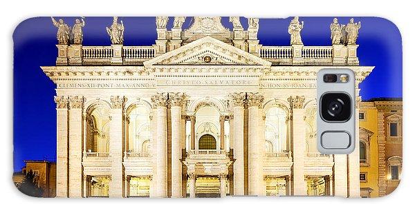 Basilica Di San Giovanni In Laterano Galaxy Case