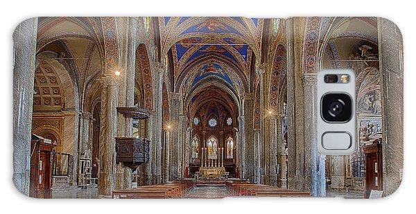 Basilica Di Santa Maria Sopra Minerva Galaxy Case