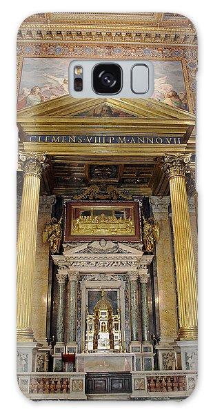 Basilica Of St John Lateran  Galaxy Case