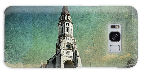 Basilica Of The Visitation Galaxy Case by Barbara Orenya
