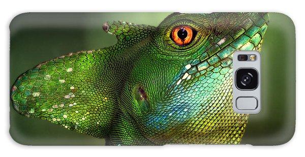 Dragon Galaxy Case - Basilisca Verde by Jimmy Hoffman
