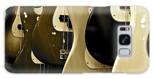 Bass Guitars  Galaxy Case by Sarah Mullin