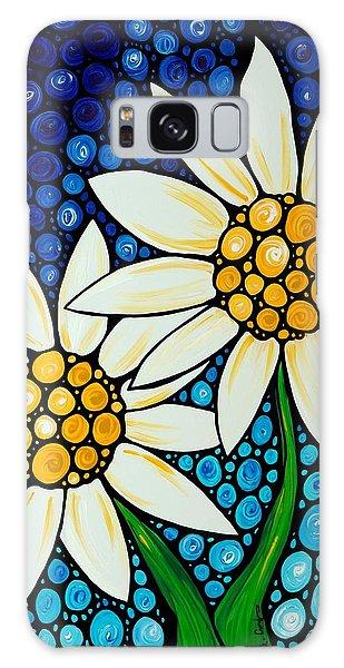 Bathing Beauties - Daisy Art By Sharon Cummings Galaxy S8 Case