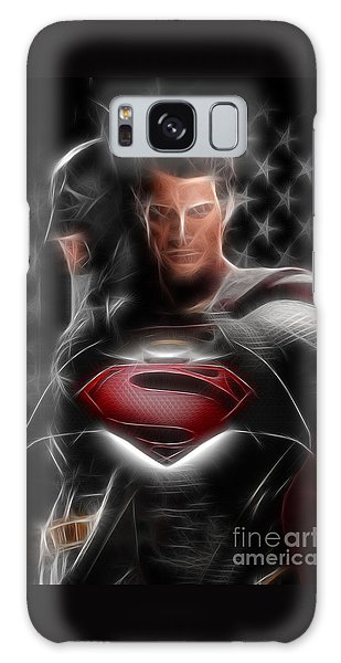 Batman Vs Superman  Galaxy Case