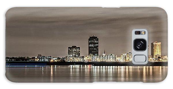 Baton Rouge Skyline Galaxy Case