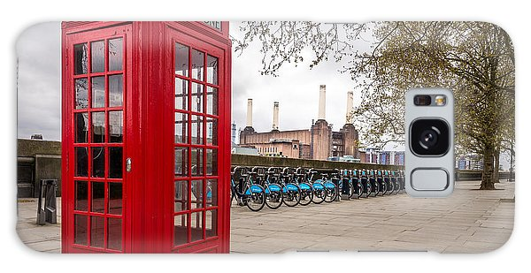 Battersea Phone Box Galaxy Case