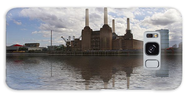 Battersea Power Station London Galaxy Case by David French