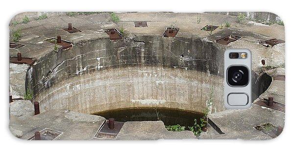Battery Stevenson Fort Warren Galaxy Case