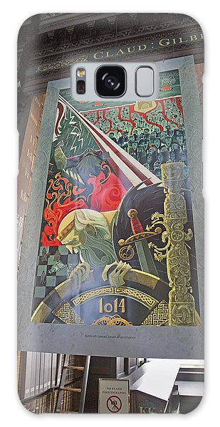 Place Of Worship Galaxy Case - Battle Of Clontarf by Betsy Knapp