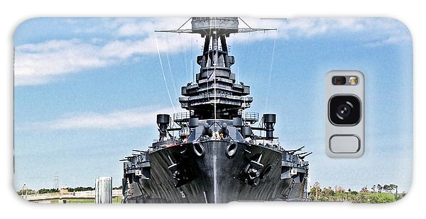 Battleship Texas Galaxy Case