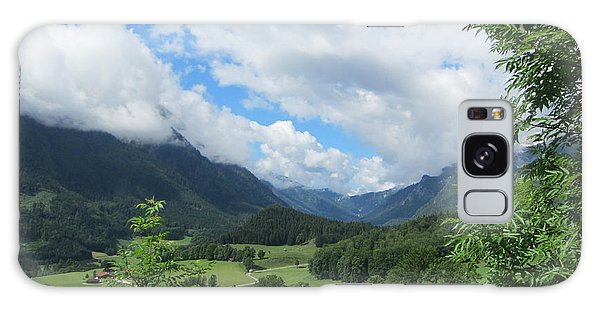 Bavarian Countryside Galaxy Case