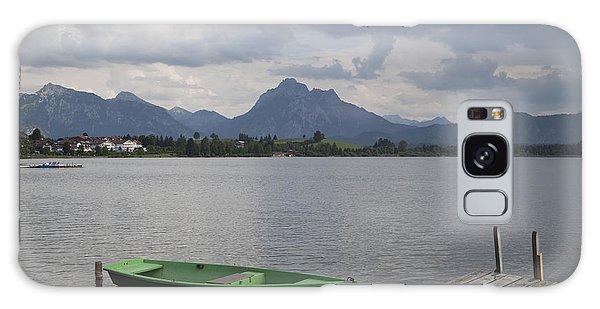 Bavarian Lake Galaxy Case