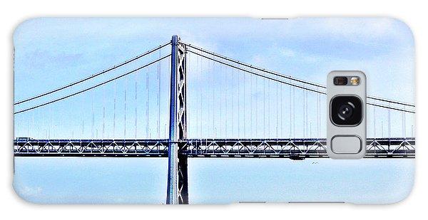 Architecture Galaxy Case - Bay Bridge by Julie Gebhardt
