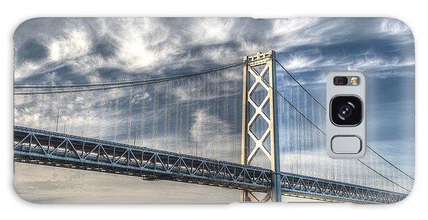 Bay Bridge Galaxy Case