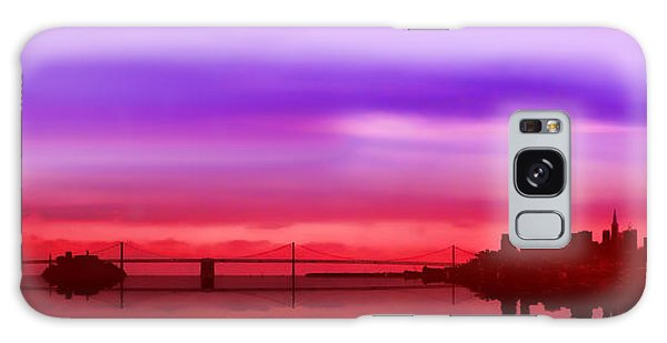 Bay Bridge San Francisco Galaxy Case