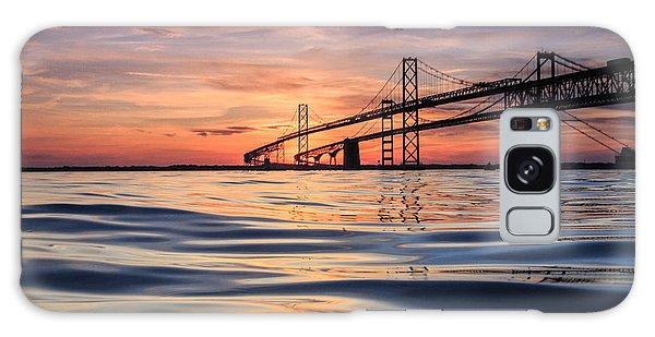 Bay Bridge Silk Galaxy Case