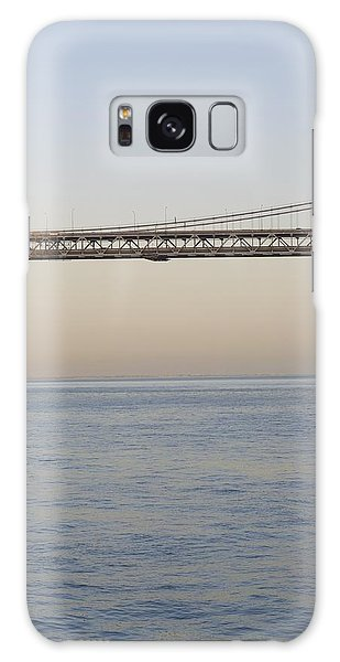Bay Bridge Galaxy Case by Stuart Hicks