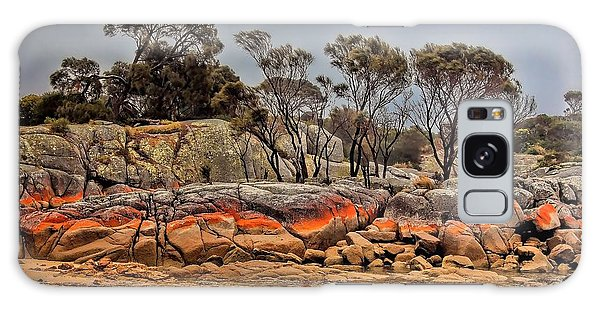 Bay Of Fires 2 Galaxy Case by Wallaroo Images