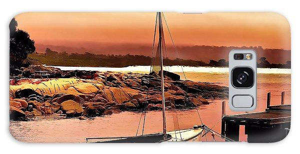 Bay Of Fires 5 Galaxy Case by Wallaroo Images