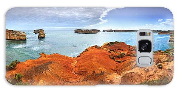 Bay Of Islands Galaxy Case by Bill  Robinson